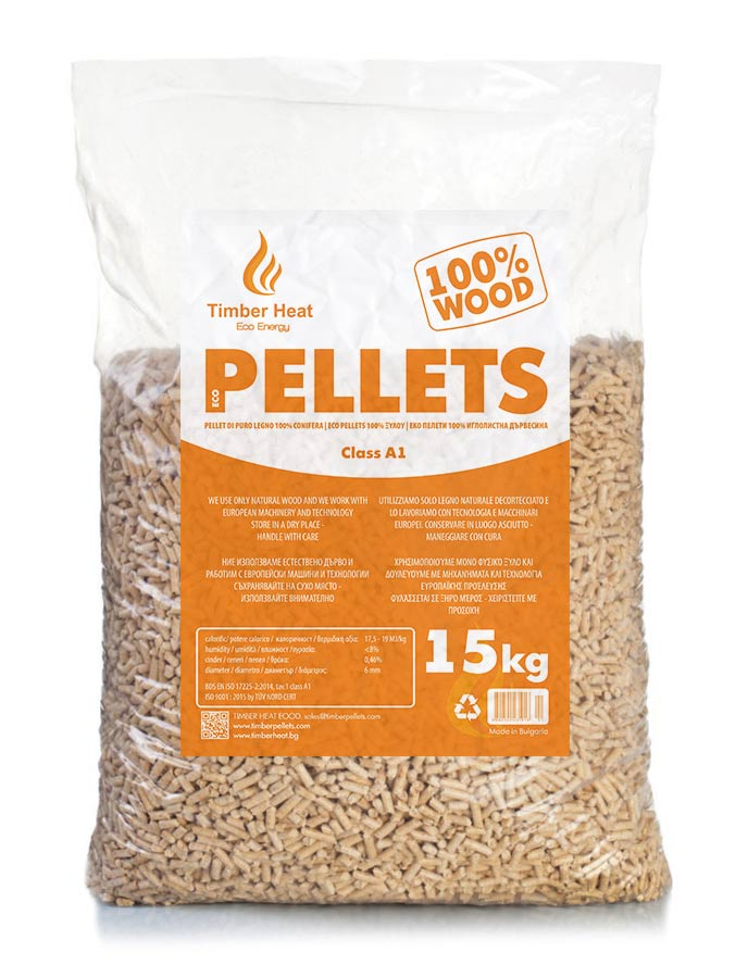 Wood pellets bulgaria timber heat